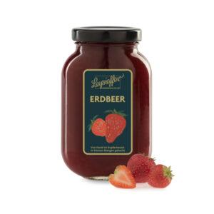 Aufstrich Erdbeer