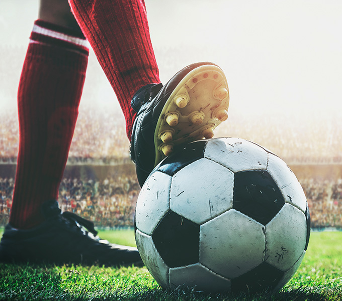 Eventbild Fussball